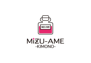 MiZU-AMEロゴ